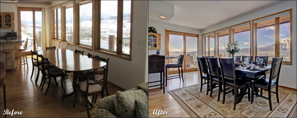Co affordable decors home staging in summit county co affordable