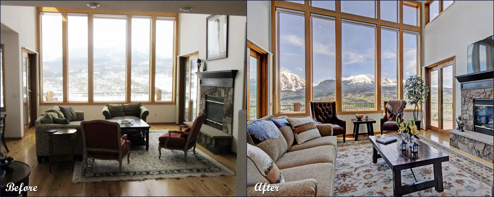 Affordable decors home staging in eagle county co
